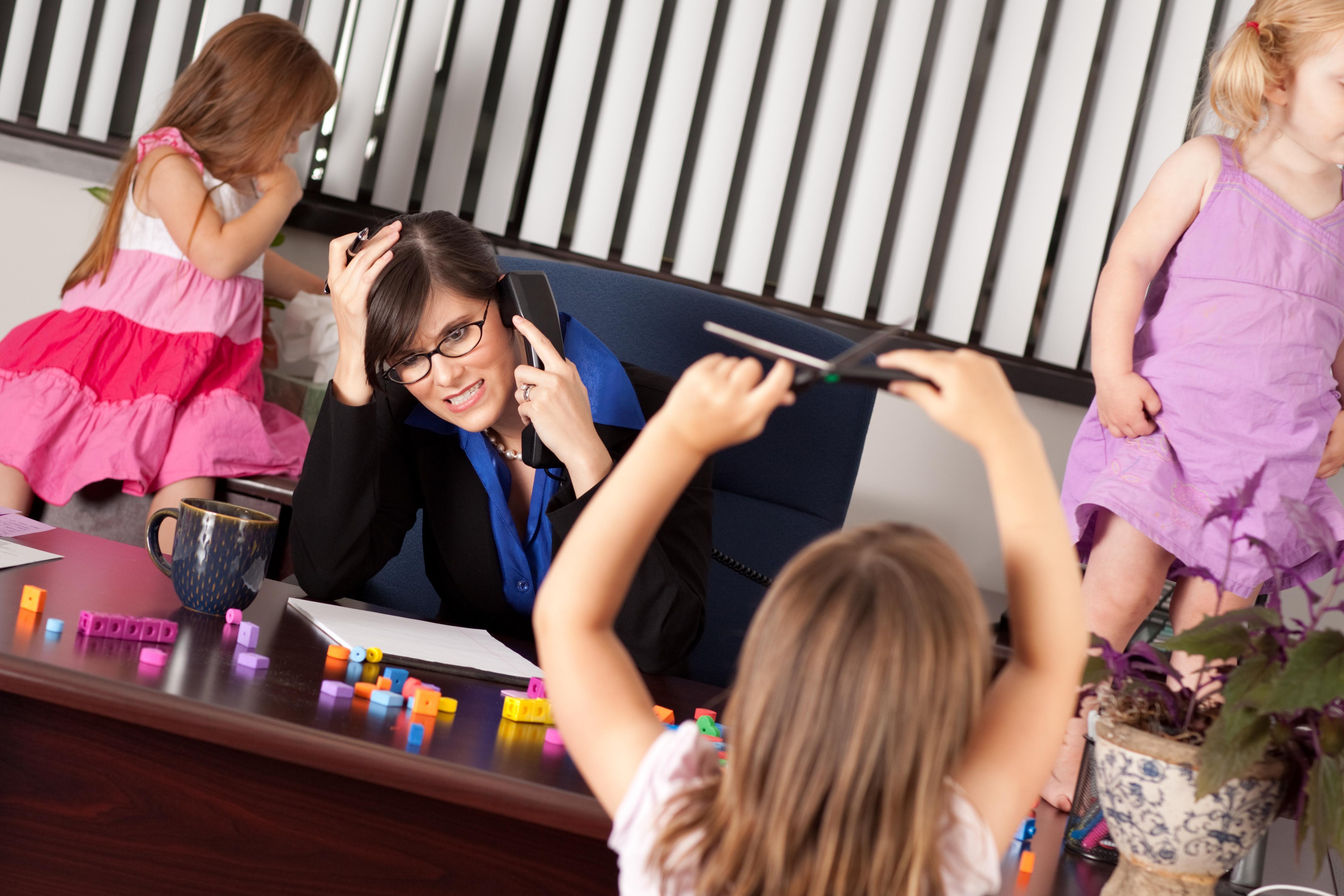Wie Du als Führungskraft & Mutter diese 5 HERAUSFORDERUNGEN meisterst und in BEIDEN Bereichen davon PROFITIERST!