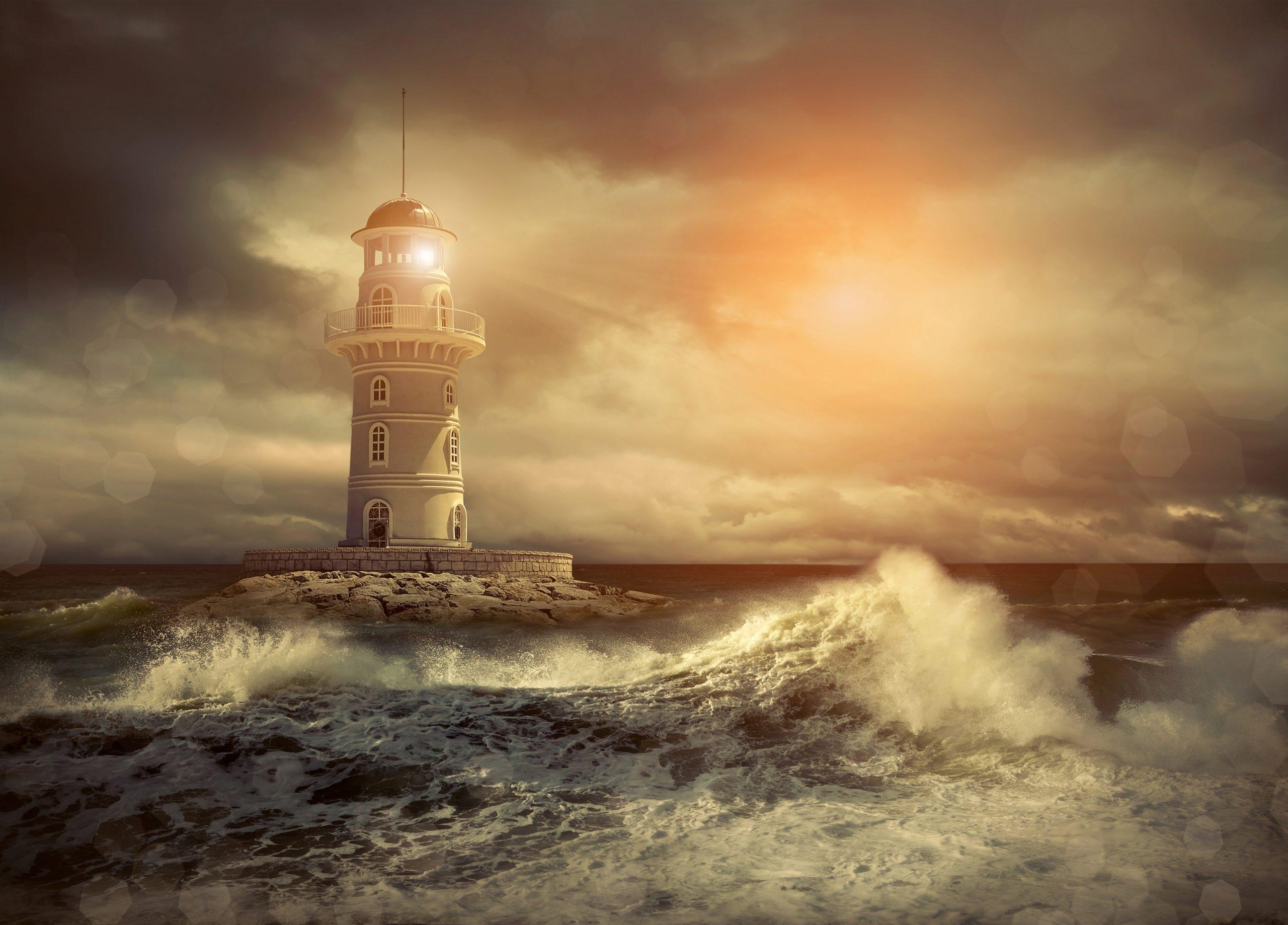 Innere Ruhe in turbulenten Zeiten